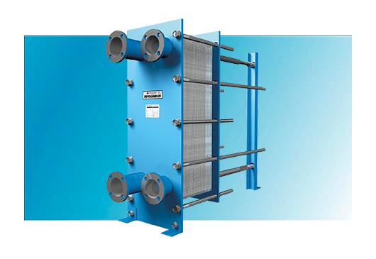 SUPERCHANGER® Plate & Frame Heat Exchanger