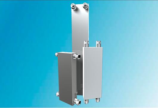 MAXCHANGER® Mini-Welded Heat Exchanger